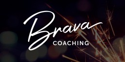 Brava Coaching Sydney Be Visual Co Graphic Design Brand