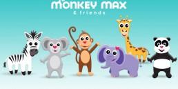 Monkey Max & Friends