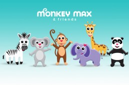 Monkey Max & Friends