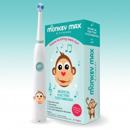 Monkey Max and Friends electric musical toothbrush